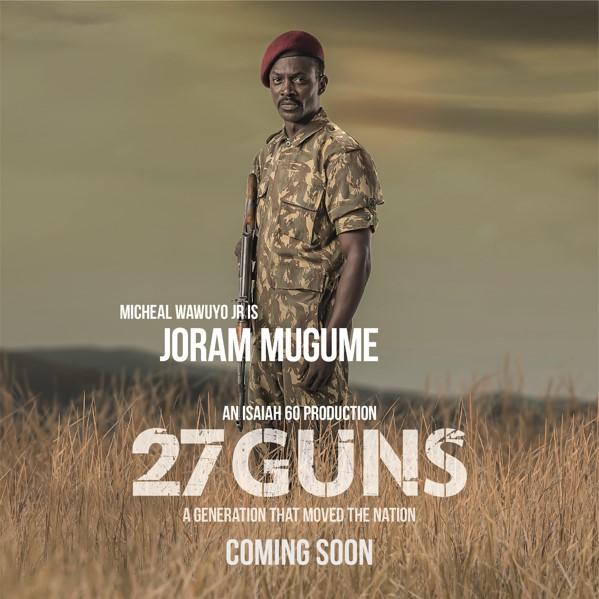 27 Guns