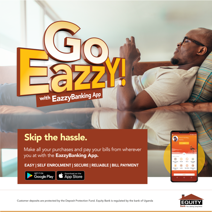 """Equity Bank Digital Banking Suite— """"Go Eazzy"""""""